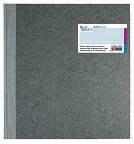 Spaltenbuch 8 Spalten mit Kopfleiste 27,7x29,7cm Deckenband-Einband - K&E von Baier & Schneider