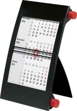 Rido 3-Monatskalender 2020 - Tischkalender Modell 3