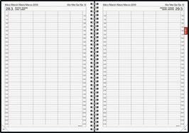 Brunnen Buchkalender 2021 - Modell 789 21x29,7cm