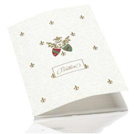 Rössler Zerkall-Bütten - Briefblock A4