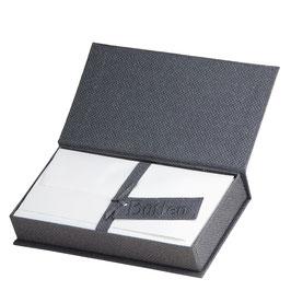 Rössler Bütten - Kartenkassette Bütten
