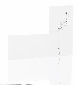 Rössler Leinen - Kartenpack DIN lang