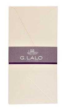 Velin Umschlag DIN lang - Briefpapier G. Lalo