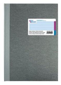 Spaltenbuch 4 Spalten mit Kopfleiste A4 Deckenband-Einband - K&E von Baier & Schneider