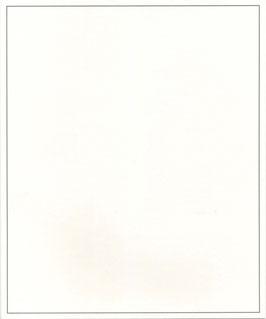 Rössler Traueranzeigen - Weiss Classic Grauer Randdruck