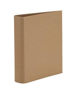 Rössler S.O.H.O. Kraft 100% Recyclingpapier - Ringbuch