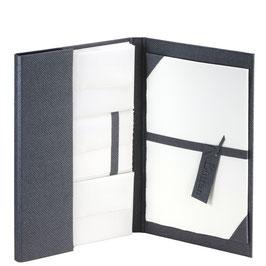 Rössler Bütten - Briefpapiermappe A4