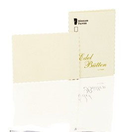 Rössler Edelbütten - Kartenpack A6