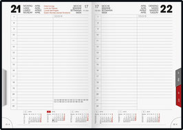 Rido Buchkalender 2020 - ROMA 1