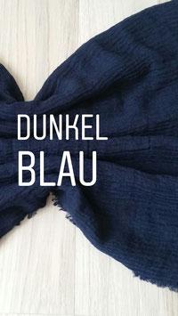 Daily Schal Dunkel Blau