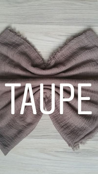 Daily Schal Taupe