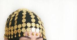 Goldener Kopfschmuck