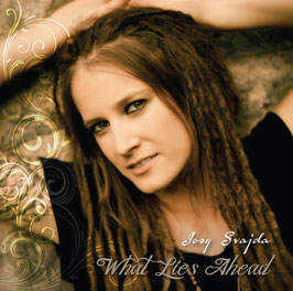 "CD album ""What Lies Ahead"""