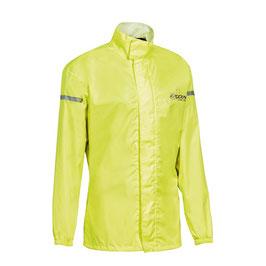Compact giacca antipioggia donna Ixon  giallo fluo 105102020