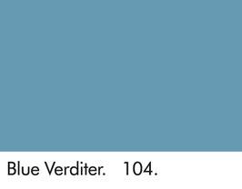 Blue Verditer - 104