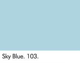 Sky Blue - 103