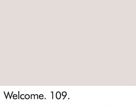 Welcome - 109