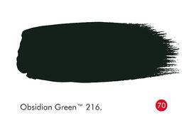Obsidian Green - 216
