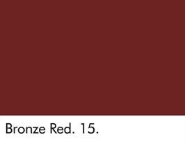 Bronze Red - 15
