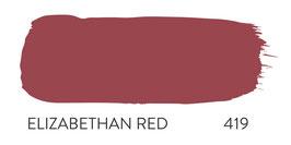 ELIZABETHAN RED - 419