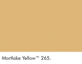 Mortlake Yellow - 265