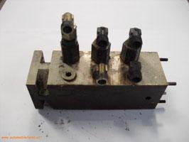 Hydraulikblock/ Verteilerblock