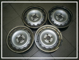 Orig. GM Michelin ( Opel) Stahlfelgen 5,5J 14Zoll