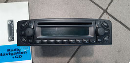 MB W203 220CDI Becker Radio A203 820 11 85