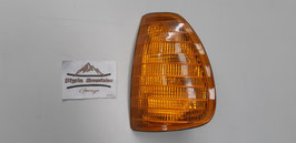 MB W123 Blinker links/ Hella- orange