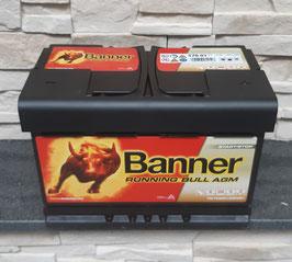 Banner Running Bull AGM 57001 Start/ Stop
