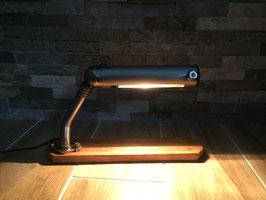 Upcycling Leselampe/ Schreibtischlampe