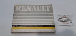 RENAULT ESPACE IV DAS WERKSTATTNETZ - HEFT