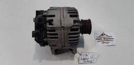 VW LUPO LICHTMASCHINE 14V 70A  037 903 025L