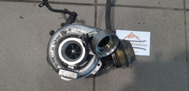 MB W203 220CDI Turbolader A611 096 0999
