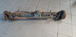 Honda Civic Shuttle 4WD Hinterachse mit Differential