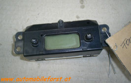 Ford Focus Dig. Uhr 98AB-15000-CCW