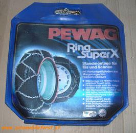 1 Paar Schneeketten Pewag Ring Super X