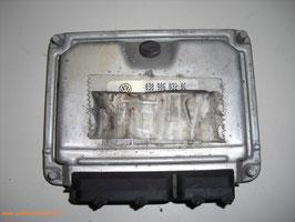 VW POLO 6N2 MOTORSTUERGERÄT ECU 030 906 032BC