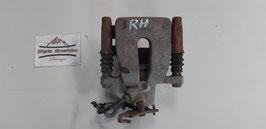 RENAULT MEGANE II 1.5DCI Bremssattel mit Zange rechts hinten