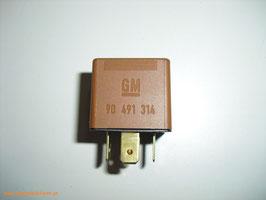 ORIG. OPEL RELAISE GM90 491 314
