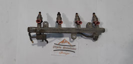 Suzuki Baleno Einspritzleiste mit Einspritzdüsen