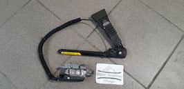 Opel Combo Gurtschloß mit Straffer GM 09 114 885