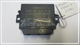 RENAULT ESPACE IV 2.2 DCI STEUERGERÄT EINPARKHILFE 8200235627