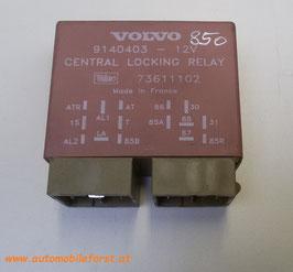 VOLVO 850 ZENTRALVERRIEGELUNG RELAIS/ CENTRAL LOCKING RELAY 9140403