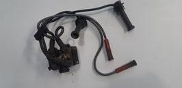 Ford Focus 1,6i Zündverteiler mit Kabel 938F-12024-0277A