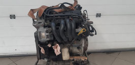 Ford Focus 1,6i Motor mit Anbauteile  4M5G6015