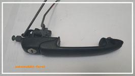 Fiat Bravo 1.2 16V Türschnalle außen rechts