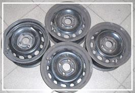 Orig. GM ( Opel Corsa) Stahlfelgen