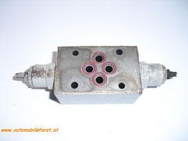 Hydraulik Fluss Steuerungsmodul `Sperry Vickers´DGMFN 3xA2W B2W20