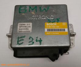 BMW E34 535i MOTORSTEUERGERÄT 0 261 200 150
